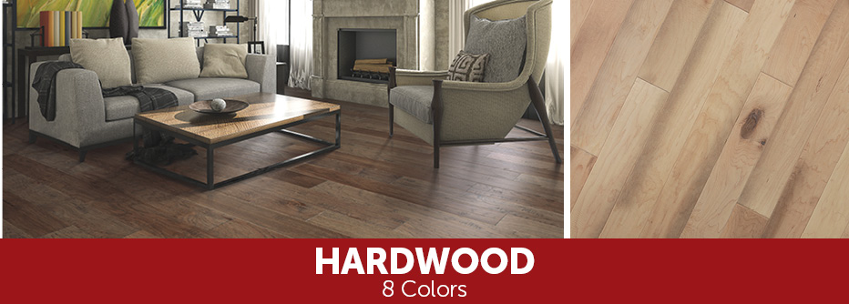 Hardwood In-Stock